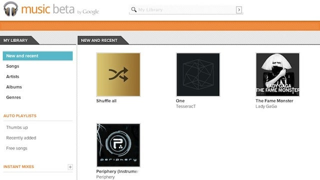 First Look at Google Music: Our Favorite Features in Google's Cloud Music Player