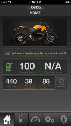 Zero Motorcycles Gallery