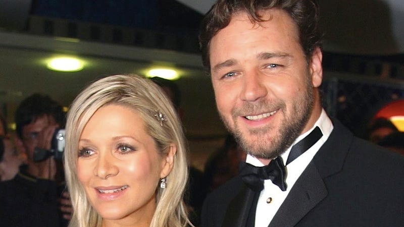 Russell Crowe and Danielle Spencer Are Breaking Up for Some Inexplicable Reason