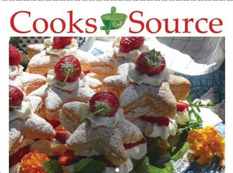 Cooks Source Magazine Oddly Not Media-Savvy (Updated)