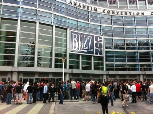 Live: The BlizzCon 2010 Opening Ceremonies
