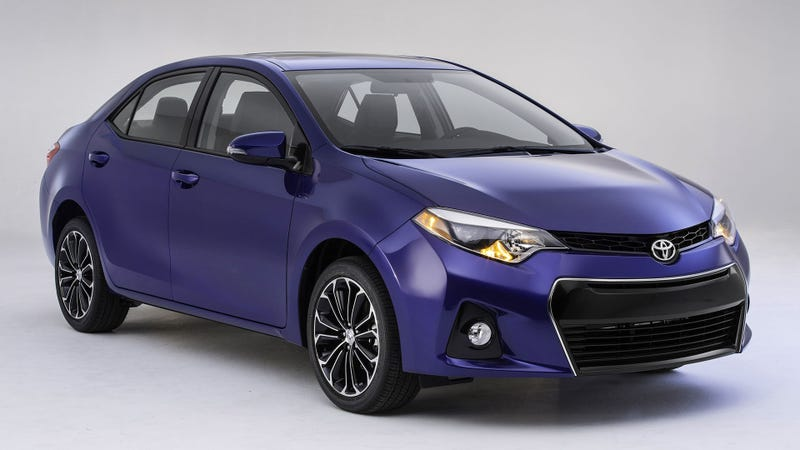 Everything You Love Or Hate About The New Corolla
