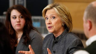 """Clinton Foundation Claims It Made """"Mistakes"""" on Tax Returns"""