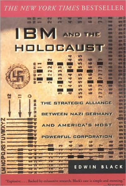 How IBM Technology Jump Started the Holocaust