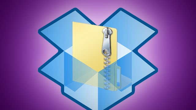Use an Encrypted Zip File to Secure Files in Dropbox