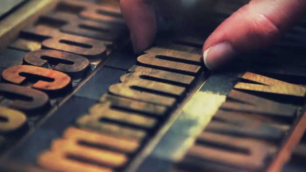 The Art and Craft of Letterpress