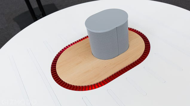 """Listening"" Table Records And Understands the Conversation You're Having"