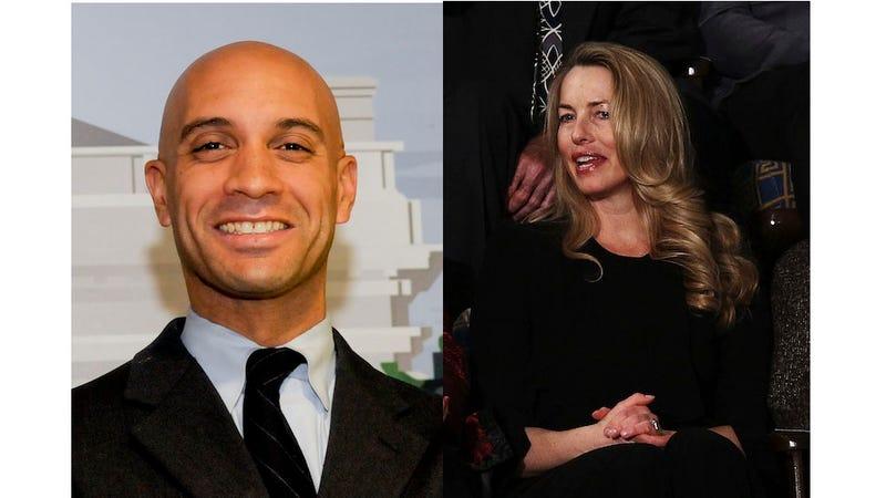 """Ex-DC Mayor Adrian Fenty Has """"Budding Romance"""" With Steve Jobs' Widow"""