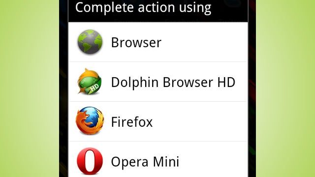 Android Browser Faceoff: Speed, Features, and Usability