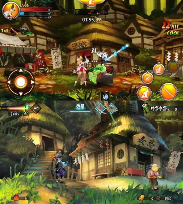 Korean Dev Allegedly Ripped Off One of the Wii's Best-Looking Games