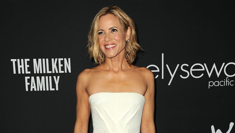 Maria Bello Sort Of Came Out This Weekend, In a Totally Awesome Way