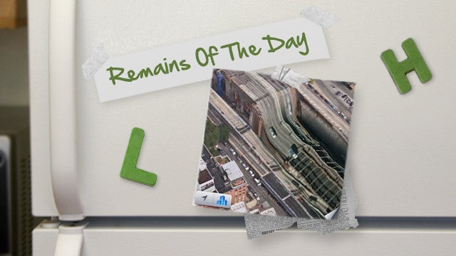 Remains of the Day: iOS 6 Maps Leave a Lot to Be Desired