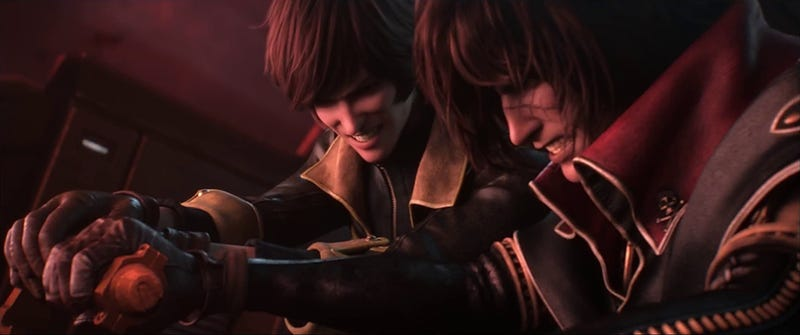 Harlock: Space Pirate is a Big, Pretty, Action-filled Disappointment