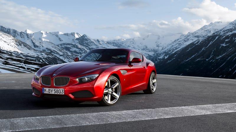 BMW Zagato Coupé Gallery
