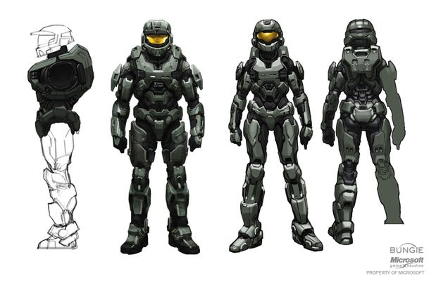 Halo destiny artist sure knows how to draw cool stuff