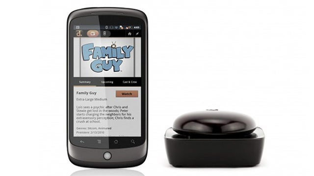 Griffin's Beacon Universal Remote Now Takes Orders From Android Devices