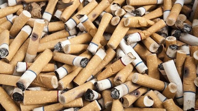 Can Nanotech Filters Make Cigarettes Less Bad?