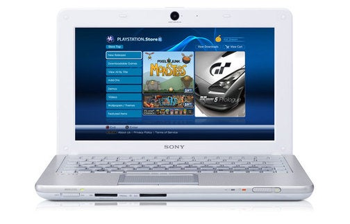 Sony Laptops Now Feature 100% More PlayStation Network