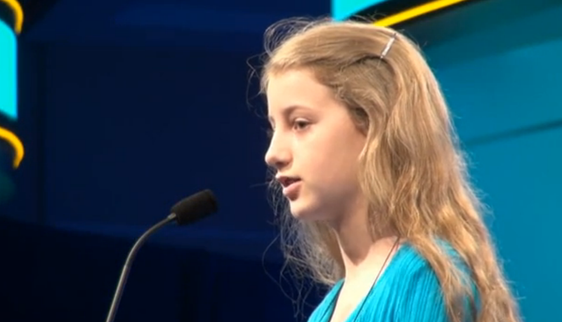 Meet the Kids Who Made It To Tonight's Scripps Spelling Bee Final