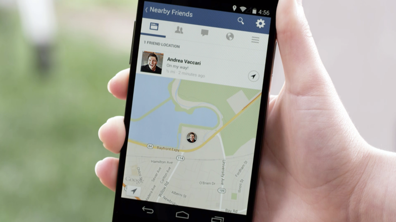 "Facebook Introduces Opt-In ""Nearby Friends"" Feature"