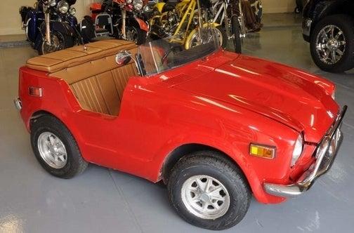 1972 Custom Honda Roadster for $16,500!