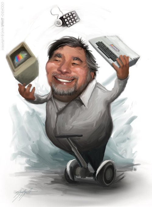 Woz Speaks of Hypothetical Return to Apple, BUT WHAT WOULD HE DO THERE?!
