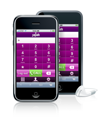 Jajah Gives iPhone International Callers a VoIP Alternative