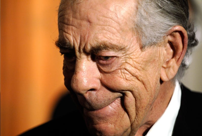 Morley Safer Is a Huge Asshole