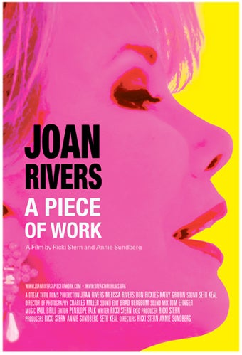 The Endearing Side Of Joan Rivers