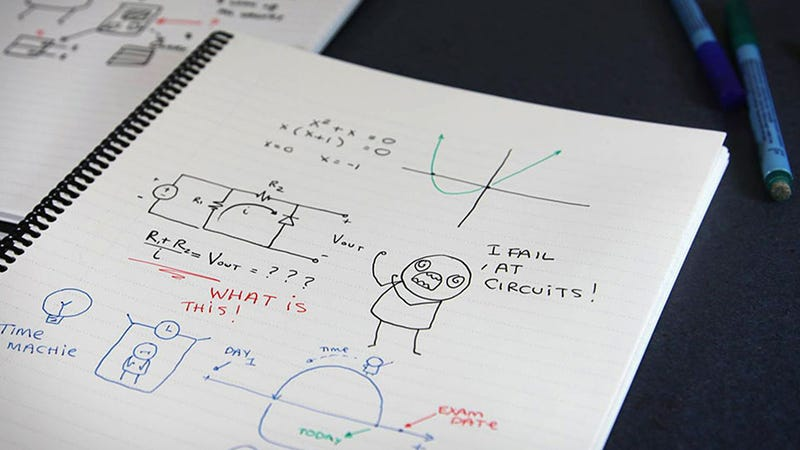 Wipebook Is a Dry Erase Notebook You Can Reuse Indefinitely