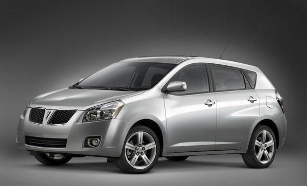 Pontiac Vibe, Solstice Are Dead, Won't Live On As Chevys
