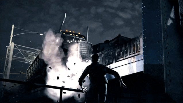 30 Seconds of Quantum Break Gameplay Is All You Get, For Now