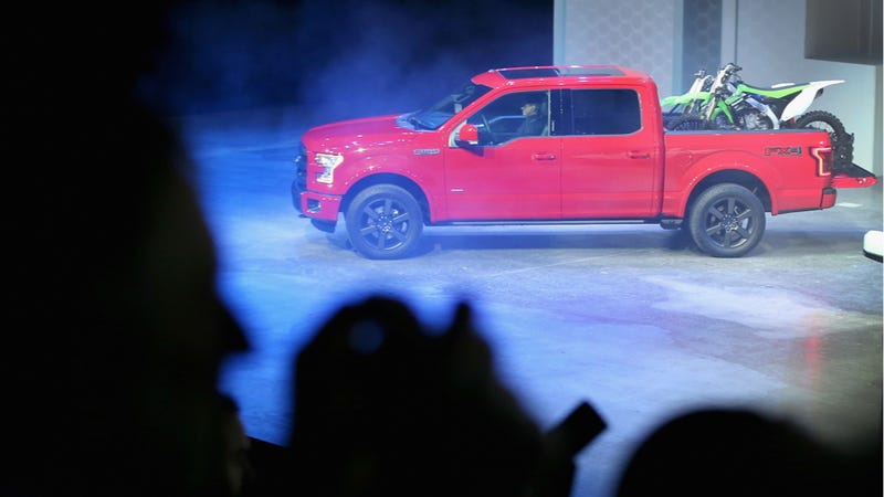 Your Ford F-150 May Be Cheaper To Drive But More Expensive To Insure