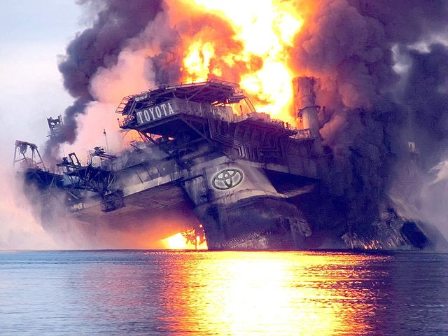 36 Excuses For the Gulf Coast Oil Disaster