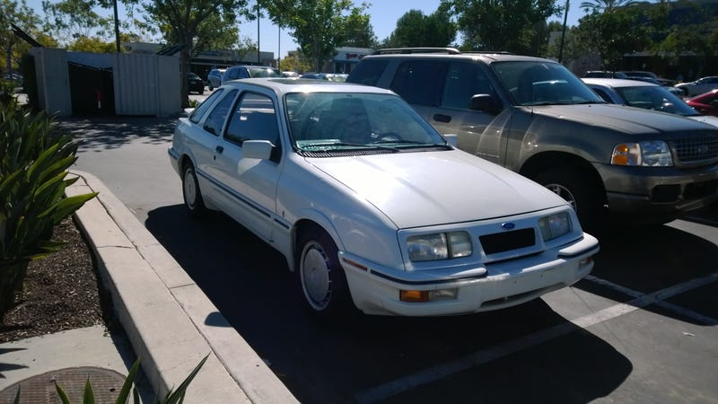 Spotted in the Wild: Sierra XR4II (In the US)