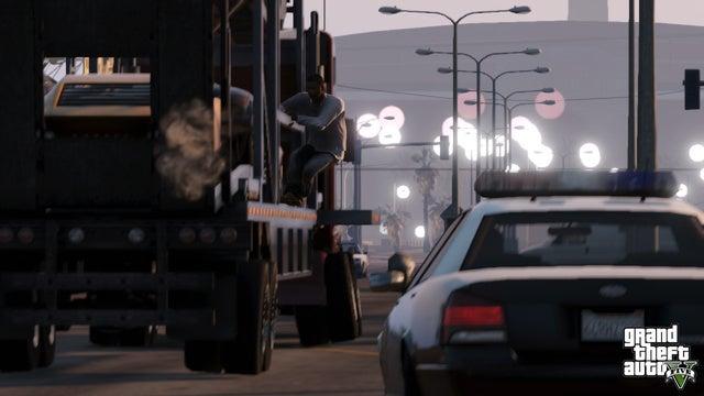 Kotaku Timeline: Grand Theft Auto V