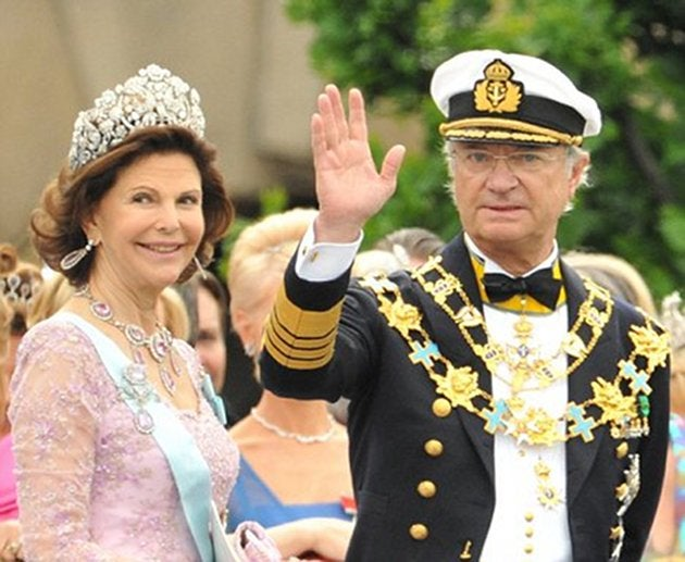 "King Of Sweden's ""Sex Romps"" Will Sear Your Brain"