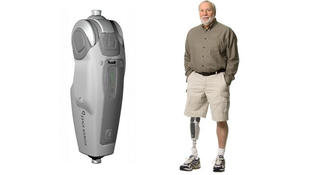 Humans Are Now Using Motor-Driven Power Knees to Kick Ass