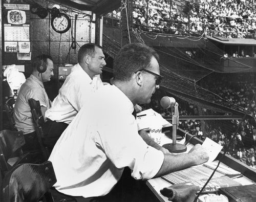 Ernie Harwell's Baseball, In His Own Words