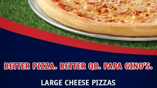 Look out Peyton Manning and PapaJohns