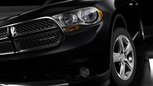 2011 Dodge Durango Shows Off Its Dark Side