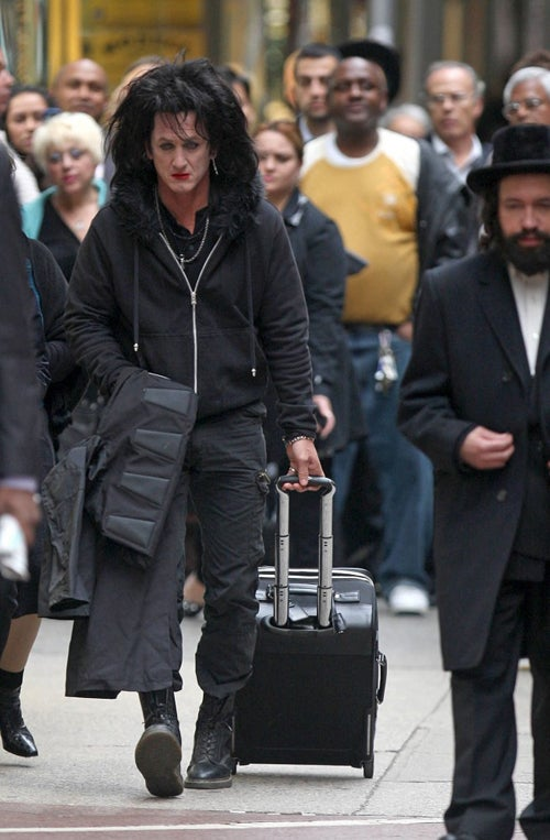 Sad Sean Penn Is Hoping To Be The New Sad Keanu
