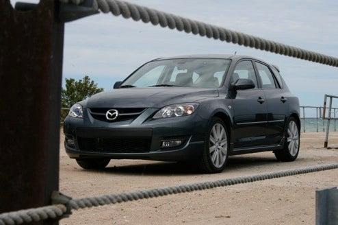 2008 Mazdaspeed3, Part Three