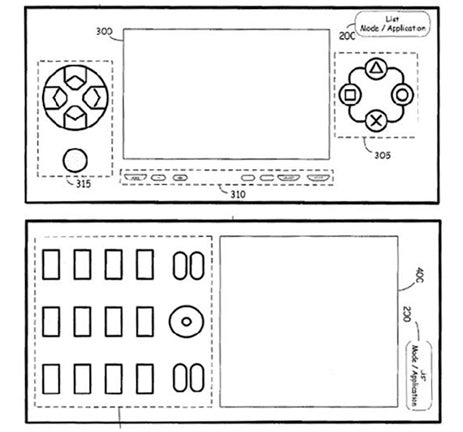The PlayStation Phone Patent