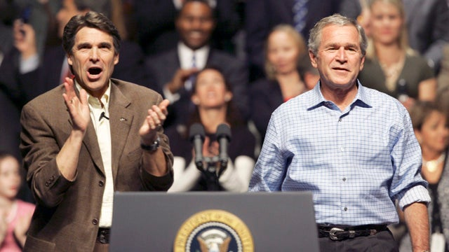 Is Rick Perry Preparing to Hurt George W. Bush's Feelings?