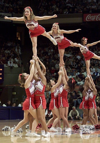 Is Not Calling Cheerleading A Sport Making It More Dangerous?