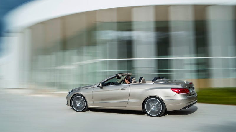 2014 Mercedes-Benz E-Class Coupe And Convertible: Here They Are