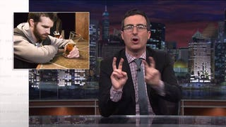 New Year's Eve Is Awful and John Oliver Is Here to Help You Escape