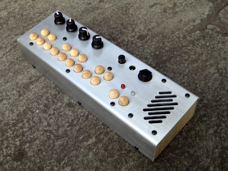 This Adorable Pocket Synth Will Make You an 8-Bit Legend