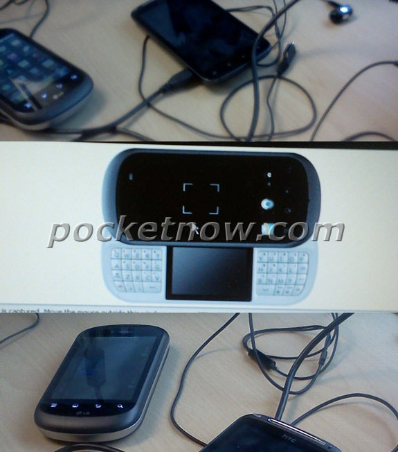 What Is This Crazy, Dual-Screen Split-Keyboard Android Phone?